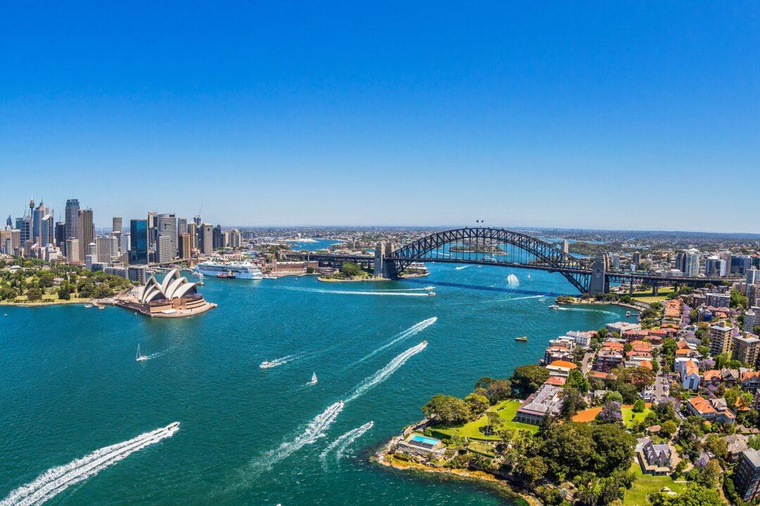 Sydney-Austrália: Que lugar lindo!