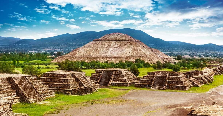 Conhecendo o México: Teotihuacan
