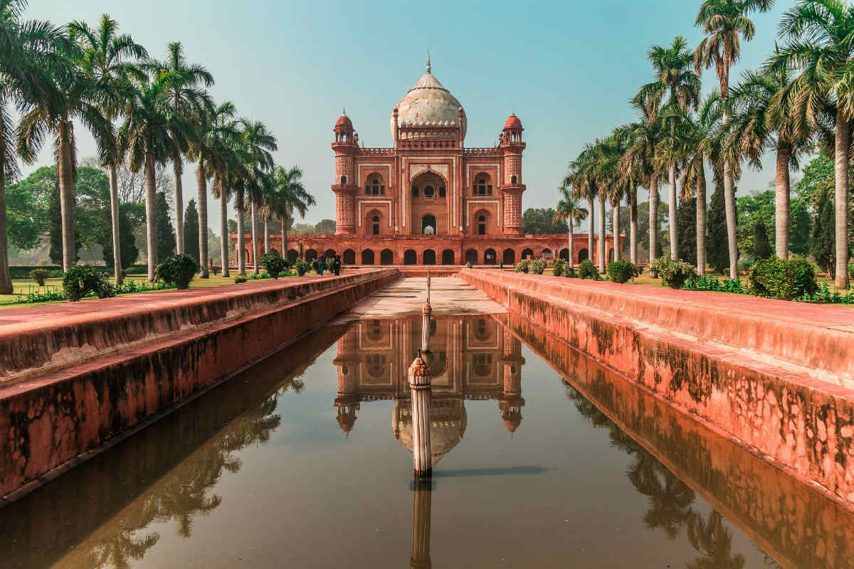 Conhecendo a Índia #2: Nova Delhi