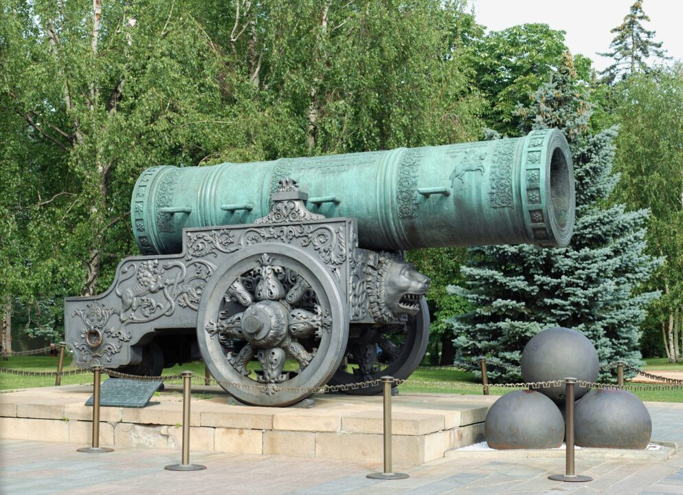 Praça Vermelha-Rússia: Um ponto histórico