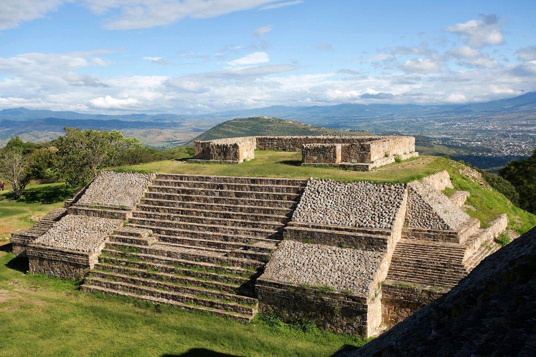 Conhecendo o México #4: Monte Albán