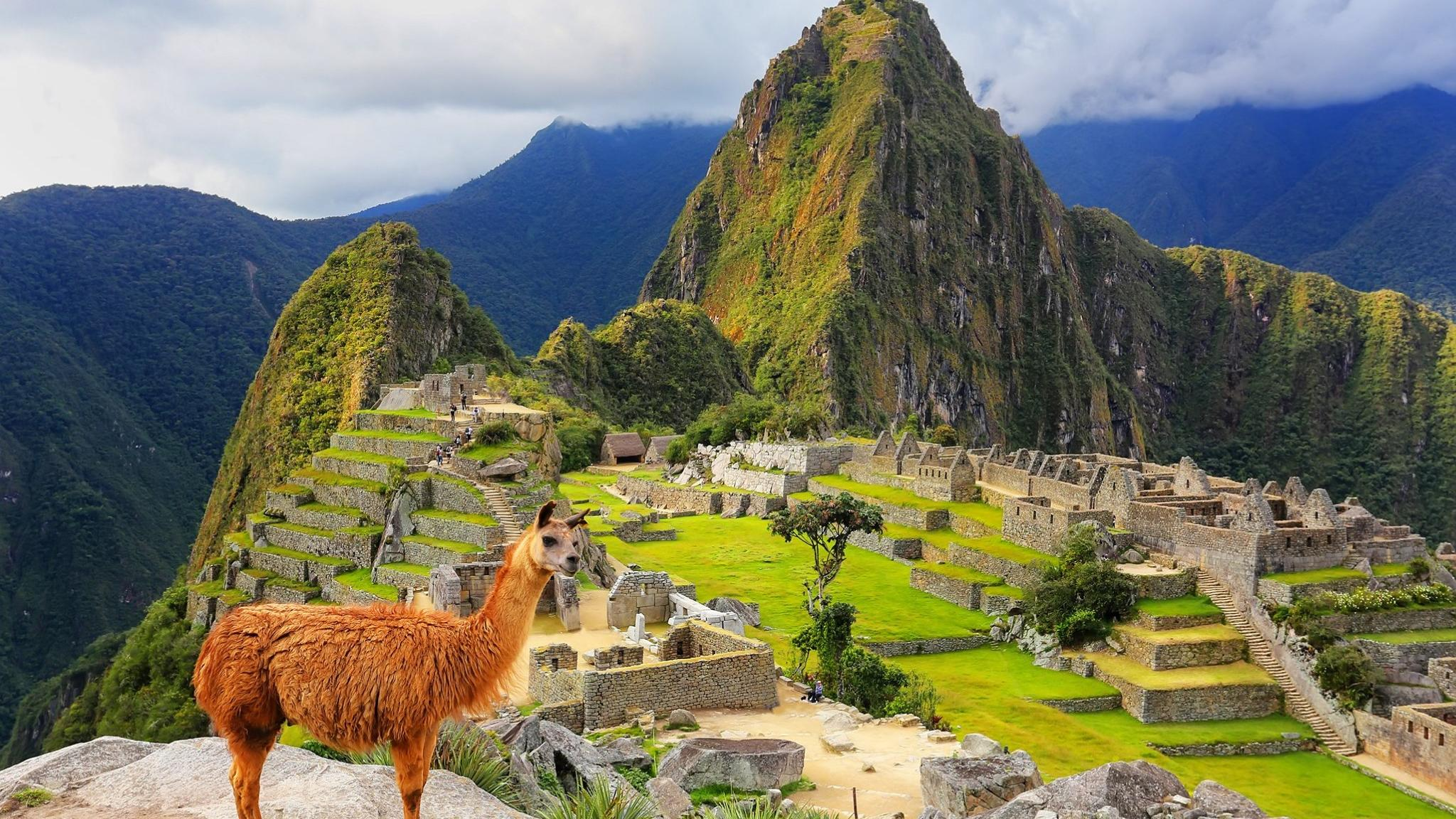Conhecendo o Peru #2: Machu Picchu