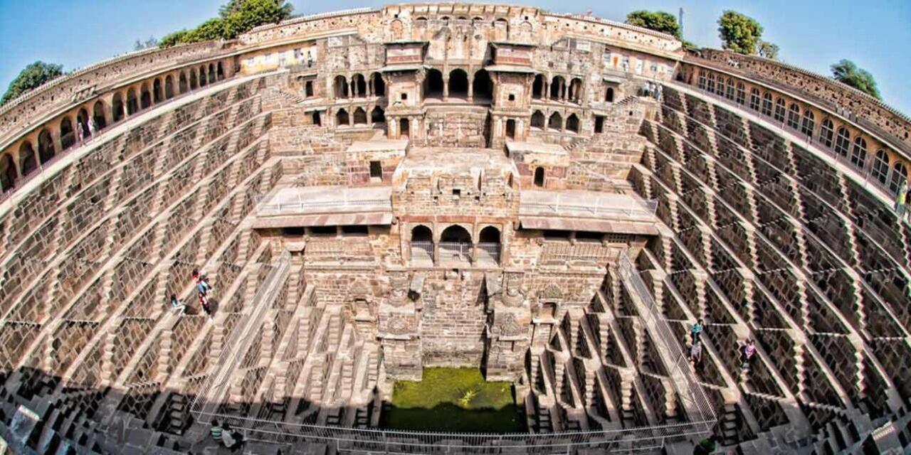 Conhecendo a Índia #3: Chand Baori