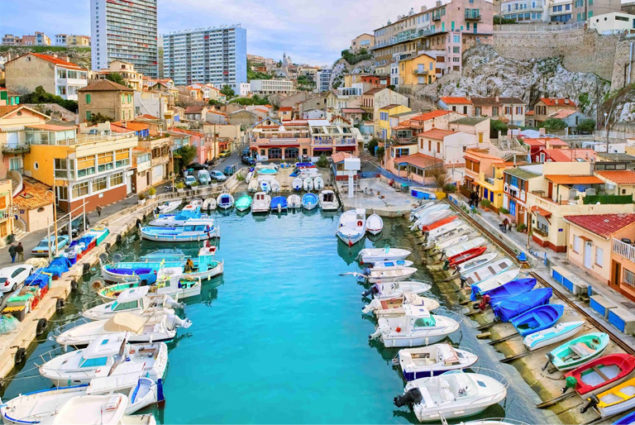 Marselha-França: Vem conhecer
