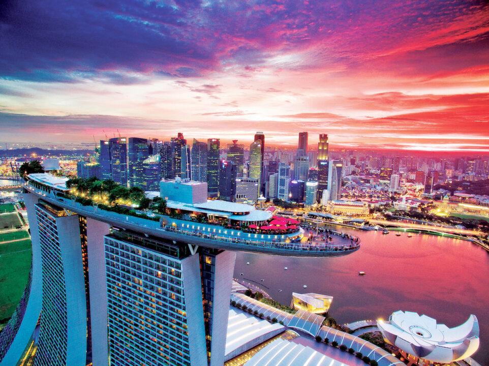 Cingapura: simplesmente fantástico