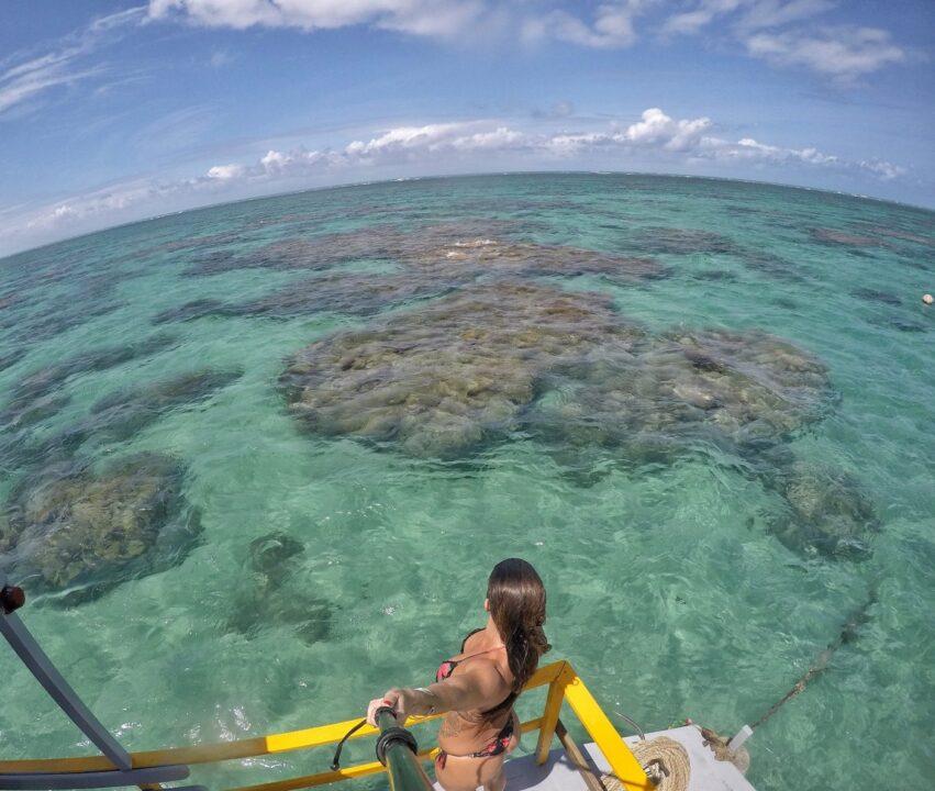 Maracajaú-RN: Olha que paraíso