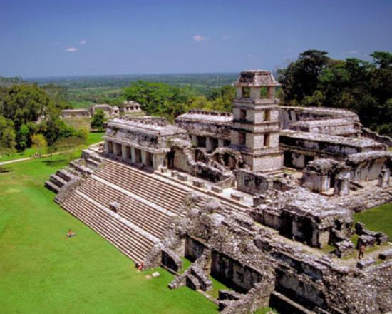 Conhecendo o México #4: Palenque