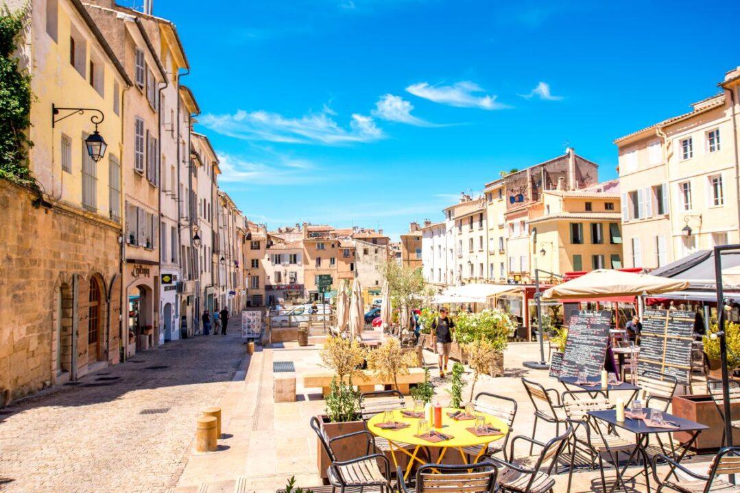 Ais de Provença: Conheça esta parte da frança