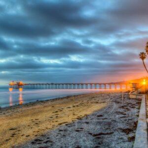 La Jolla Beach: Experimente a vida na praia de luxo de La Jolla, onde os San Diegans vão para relaxar.